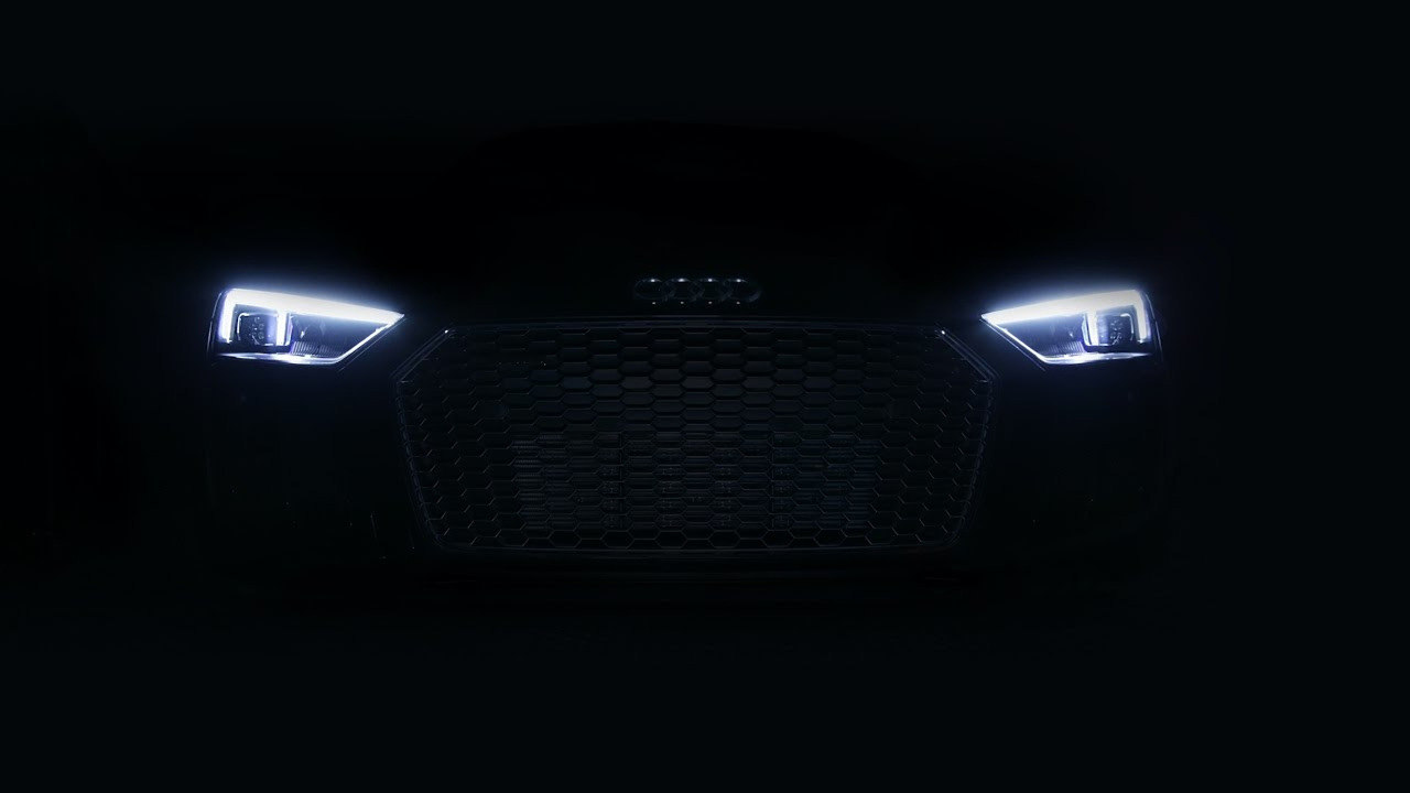2017 Audi R8 V10 Plus Exclusive Edition teaser