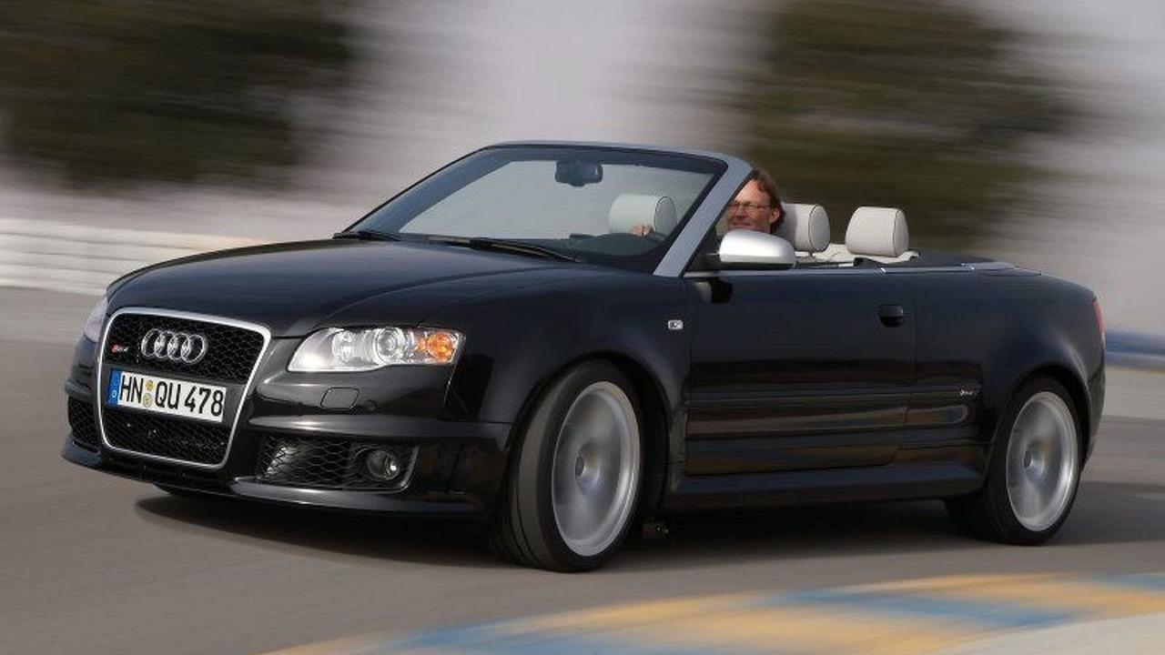 Audi RS 4 Cabriolet Confirmed For Australia
