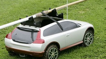 The Volvo C30 gets even smaller