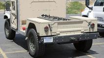 New AM General Humvee Prototype Spy Photos