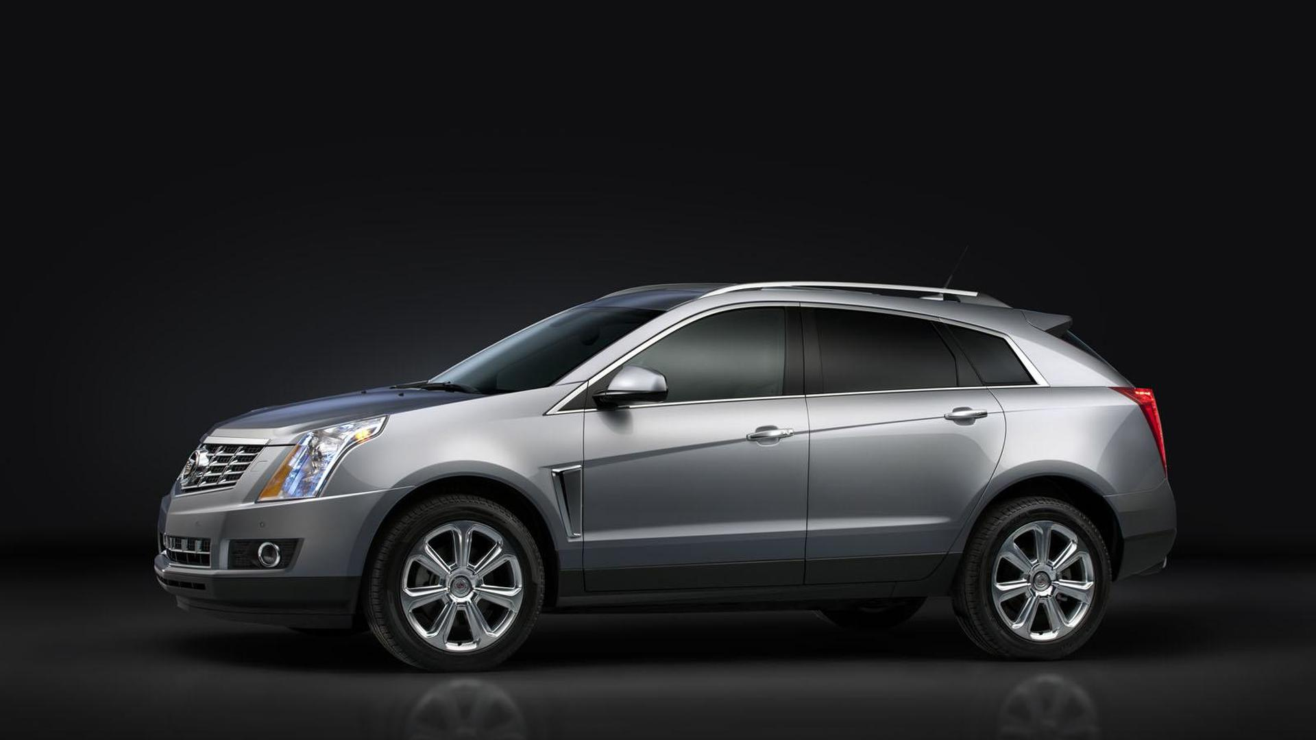 Cadillac SRX successor slated for a New York debut