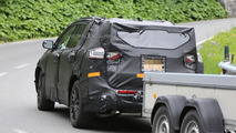 2015 Ford Edge spied for the first time