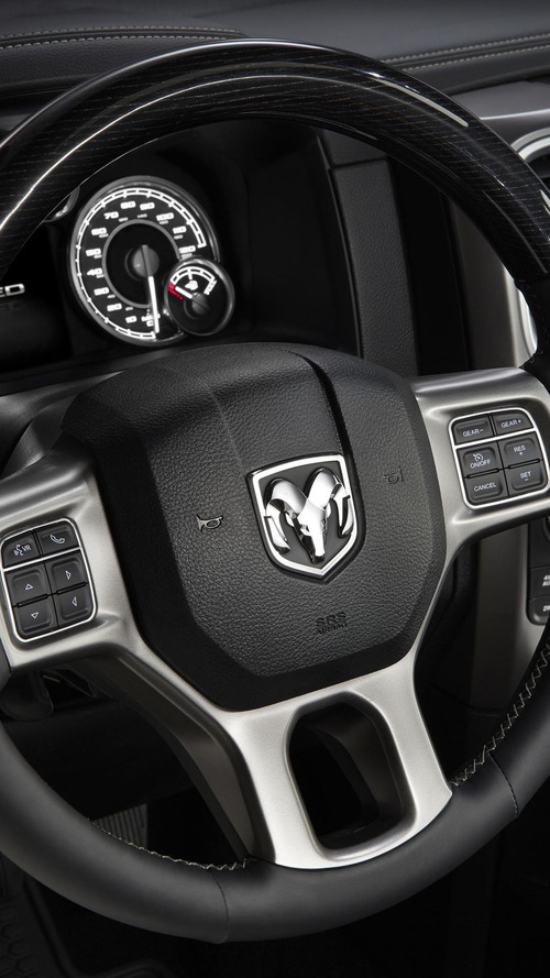 2015 Ram Laramie Limited promises to set the benchmark in truck opulence [video]