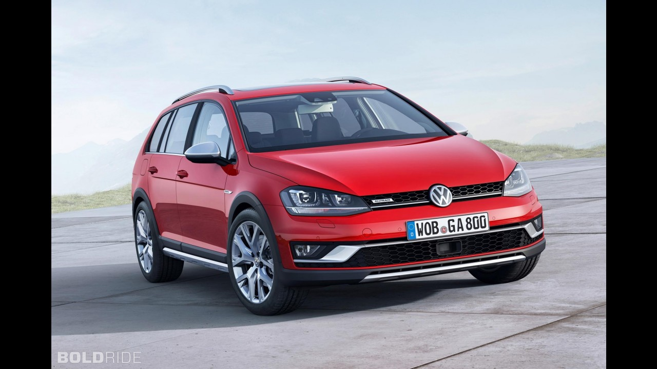 Volkswagen Golf SportWagen Alltrack