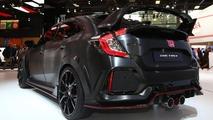 2017 Honda Civic Type R Paris Motor Show
