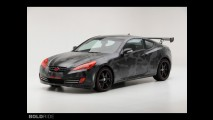 Hyundai Street Concepts Genesis Coupe