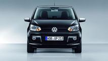 Volkswagen confirms a five-door up! for 2012