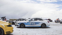 Mercedes C 250 d 4MATIC sets a new record at Pikes Peak