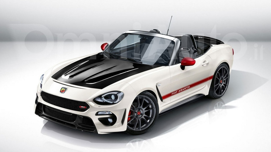 Abarth confirms hot 500X and hints at WRC return with 124 Spider