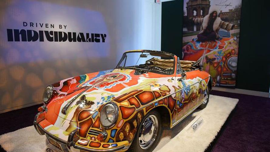 Janis Joplin's Porsche sells for $1.7 million at auction