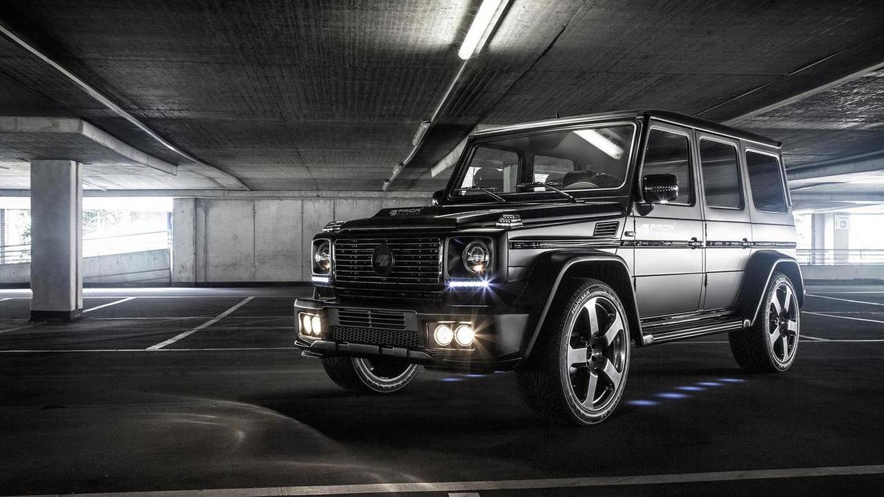 Mercedes-Benz G-Class by Prior Design 17.10.2013