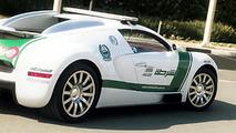 Dubai Police finally adds Bugatti Veyron to its already impressive fleet [video]