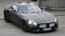 2015 Mercedes-Benz SLC AMG spied [video]