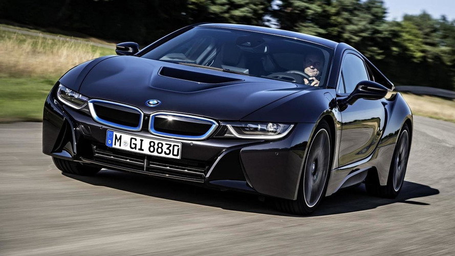 BMW considered a V10 engine for the i8 - report