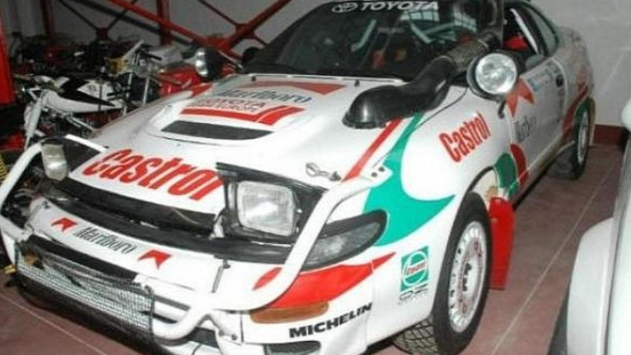 Rare Toyota Celica GT-Four Safari is up for sale