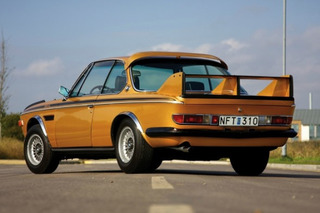 Classic Ride: BMW 3.0 CSL Proves Engineering Can Be Beautiful