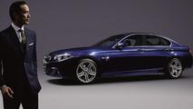 BMW 5 Series BARON