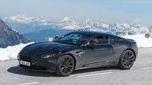 Aston Martin DB11 spied taking the scenic route