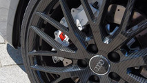 Audi displays one-off RS3 Sportback with carbon fiber wheels