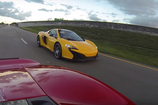 Can a McLaren 650S Keep Up With a 700-HP Ford GT?