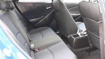 2015 Mazda2 interior cabin