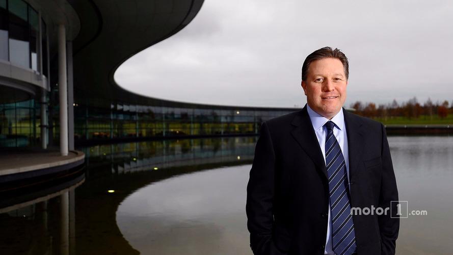 Exclusive Q&A: Zak Brown's new F1 challenge at McLaren