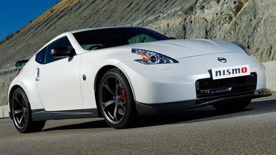 Updated Nissan 370Z Nismo revealed, debuts in Europe