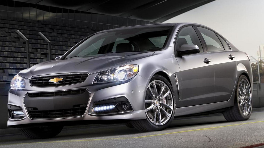 2015 Chevrolet SS to offer a six-speed manual transmission - report