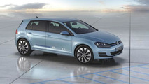 Volkswagen Golf VII BlueMotion concept