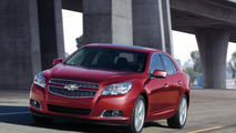2014 Chevrolet Malibu to feature revised styling, updated interior - report