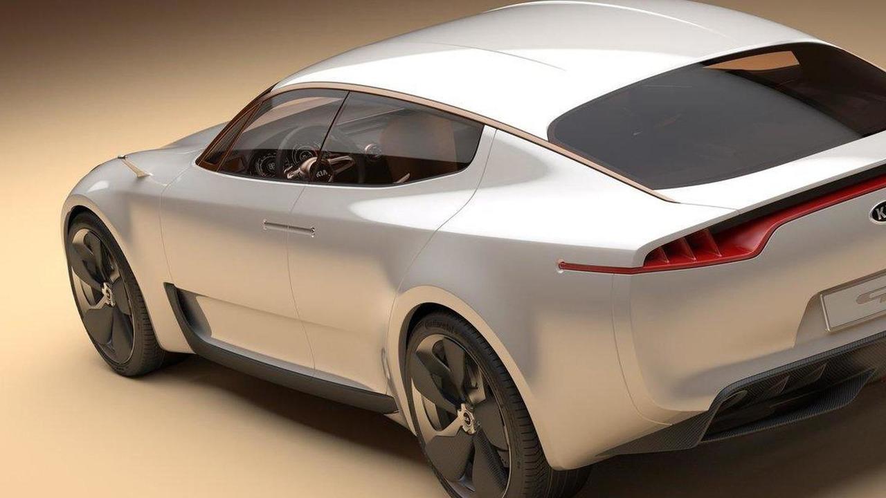 Kia GT concept 12.09.2011