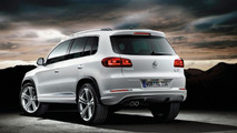 Volkswagen Tiguan R-Line accessories introduced
