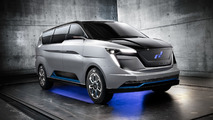 W Motors debuting design of ICONIQ Seven electric vehicle in Pebble Beach
