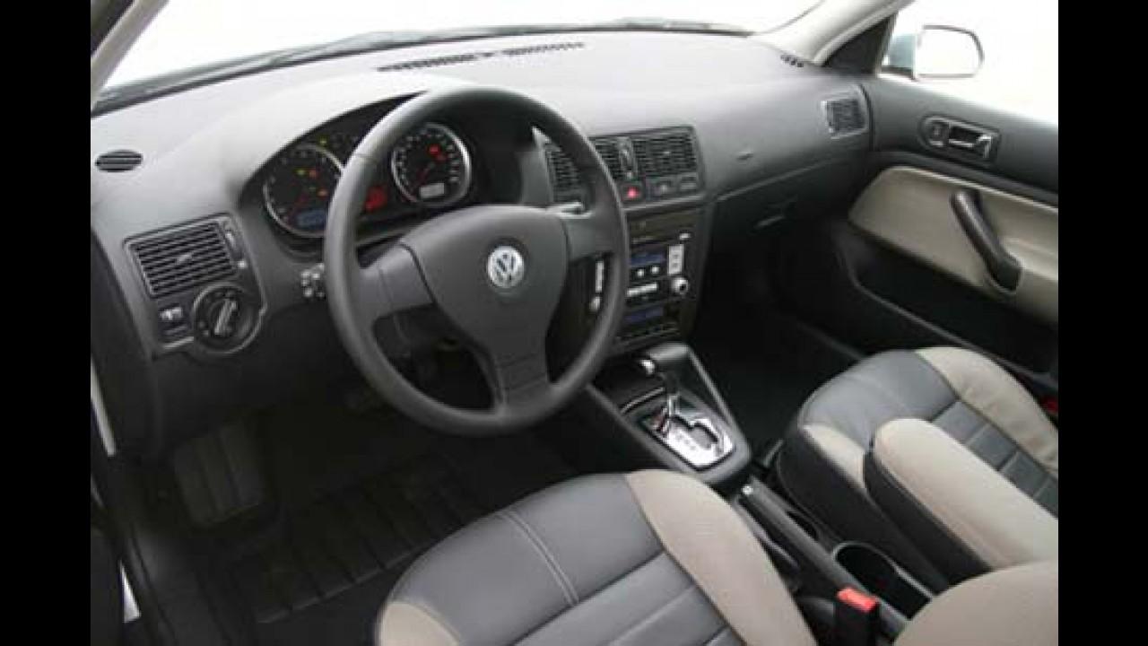 Volks reduz preço do novo Golf e traz transmissão TipTronic