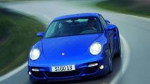 New Porsche 911 Turbo