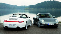 2009 Porsche 911 Carrera 4S Cabriolet & 911 Carrera 4 Coupe