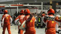 Ferrari works on fuel efficiency weakness
