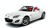 Mazda Releases '20th Anniversary' Special Edition Roadster in Japan