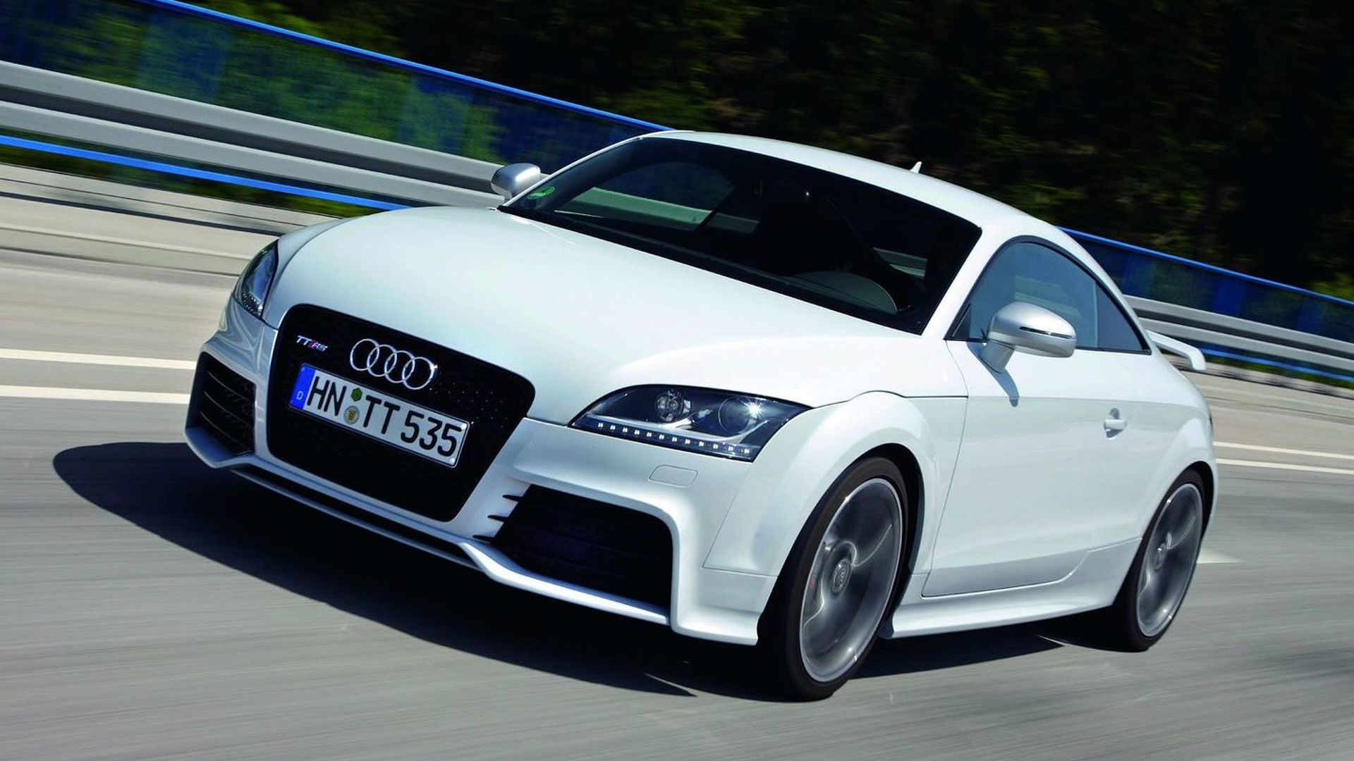 Audi TT RS confirmed for U.S. market