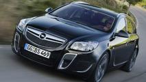 Opel Insignia OPC Sports Tourer Breaks Cover