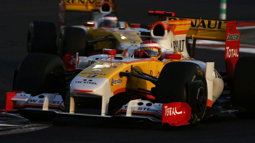 Renault to announce F1 future before new year