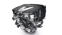 2010 Mercedes-Benz S 350 BlueTEC engine 06.07.2010