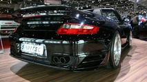 Porsche 911-based Sportec SP600 Shown in Geneva