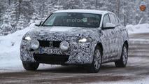 BMW X2 spy photo