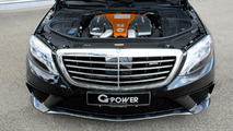 Mercedes-Benz S63 AMG by G-POWER