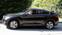 2012 BMW X6 facelift spied 19.08.2011