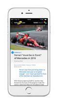 Motorsport.com Launches News Digest Mobile App