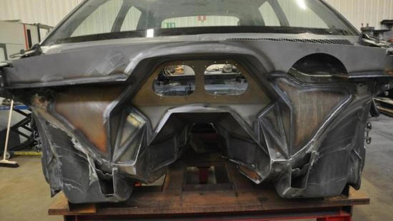 Viped-powered Saab 9-3 SportCombi - 16.5.2011