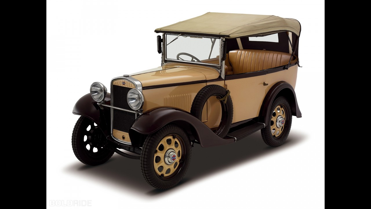 Datsun 12 Phaeton