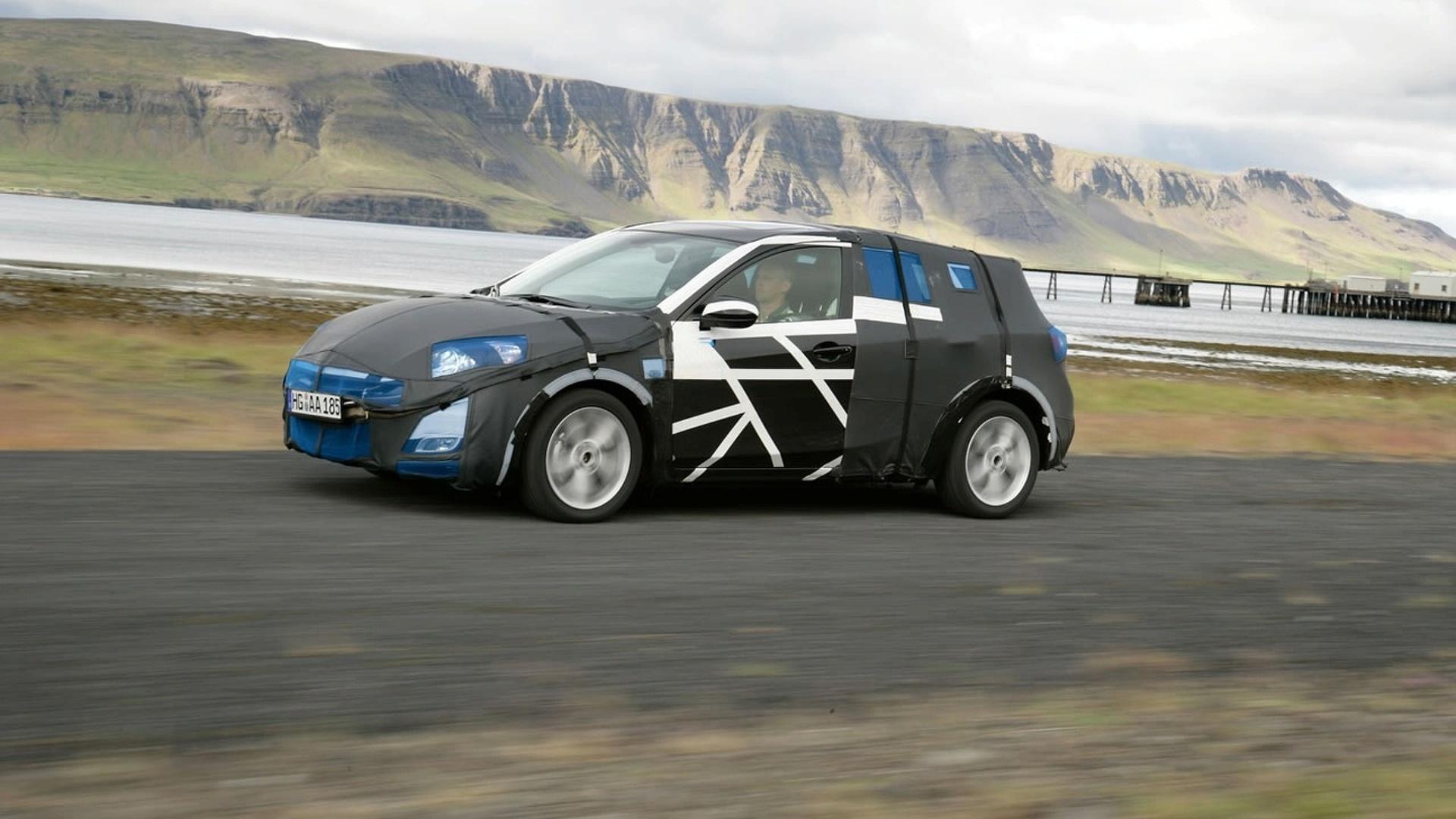Mazda3 5dr Hatchback Spied.... by Mazda